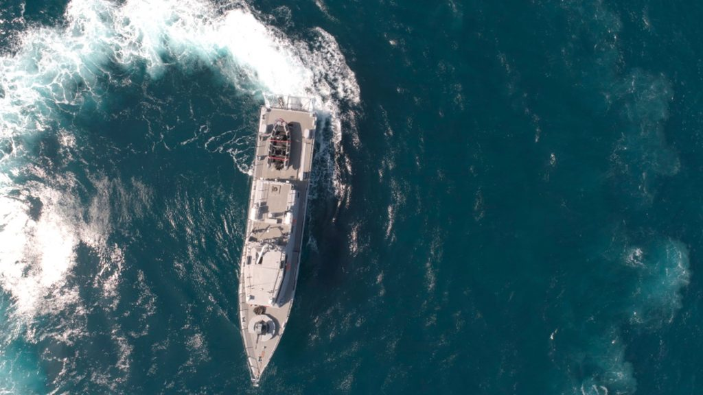 ספינה של מספנות ישראל