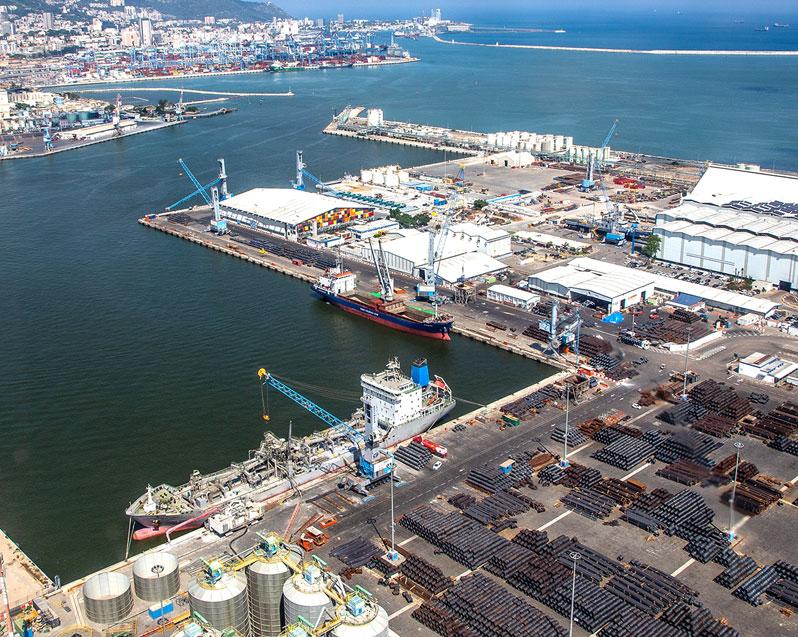 נמל מספנות ישראל